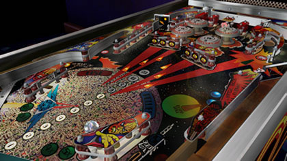 Pinball Hall of Fame: The Williams Collection (XBLA)