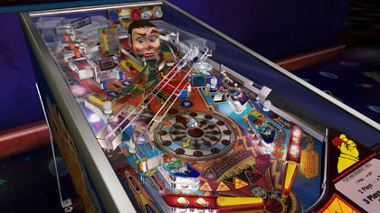 Pinball Hall of Fame - The Williams Collection (Xbox 360)