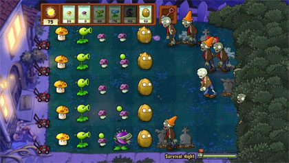 Plants vs. Zombies (PS Vita)