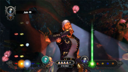 Power Gig: Rise of the SixString (Xbox 360)