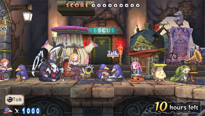 Prinny 2: Dawn of Operation Panties, Dood! (XBLA)