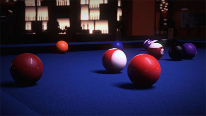 Pure Pool (PlayStation 4)