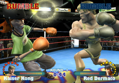 Ready 2 Rumble Revolution (Wii)