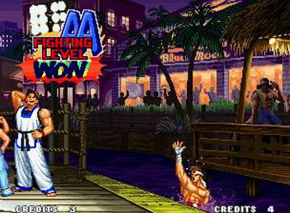 Real Bout Fatal Fury (Wii)