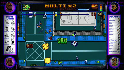 Retro City Rampage (PS Vita)