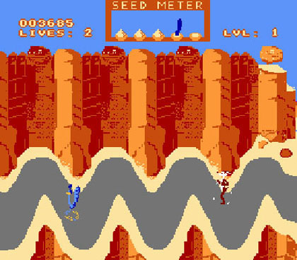 Road Runner (NES)