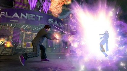 Saints Row: The Third - The Trouble With Clones (Xbox 360)
