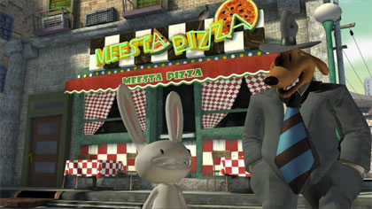 Sam & Max - The Devil's Playhouse: The Penal Zone (PC)