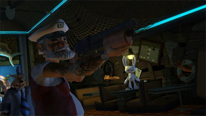 Sam & Max: Beyond the Alley of the Dolls (PC)