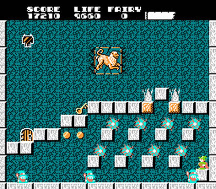 Solomon's Key (NES)