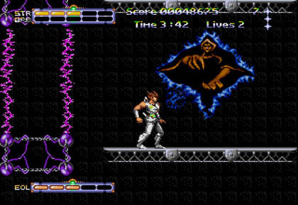 Journey from Darkness: Strider Returns (Genesis)