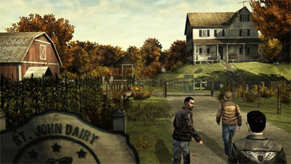 The Walking Dead - Episode 2: Starved for Help (XBLA)