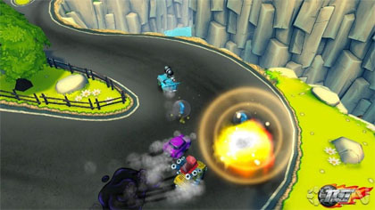 TNT Racers (PlayStation 3)