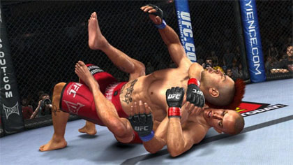 UFC Undisputed 2010 (PlayStation 3)
