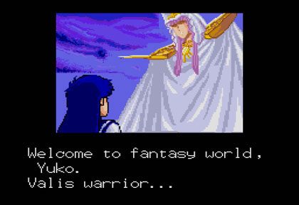 Valis: The Fantasm Soldier (Genesis)