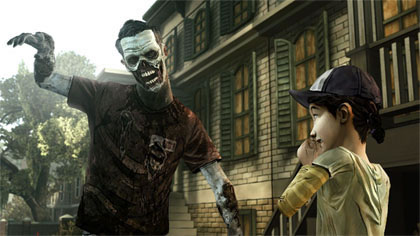The Walking Dead - Ep. 4: Around Every Corner (XBLA)
