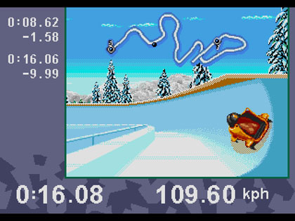 Winter Olympic Games: Lillehammer 94 (Genesis)