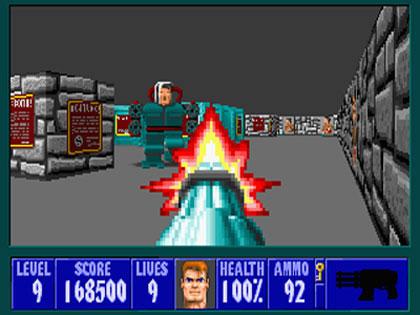 Wolfenstein 1992 - фото 11
