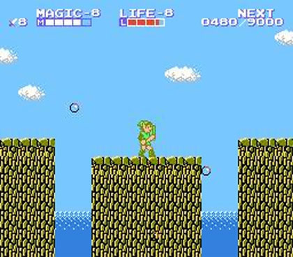Zelda II: The Adventure of Link (Virtual Console)