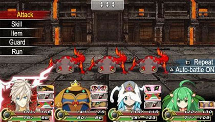 Unchained Blades (PSP)