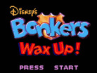 Disney's Bonkers: Wax Up!