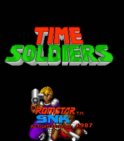 Time Soldiers (PSP Minis)