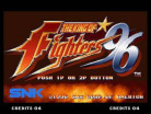 The King of Fighters '96 (Virtual Console)