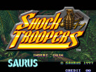 Shock Troopers (Virtual Console)