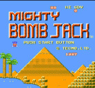 Mighty Bomb Jack (Virtual Console)