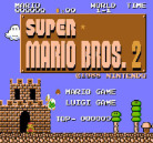 Super Mario Bros.: The Lost Levels (Virtual Console)