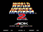 World Heroes 2 (Virtual Console)