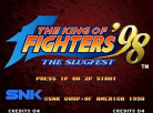 The King of Fighters '98: The Slugfest (Virtual Console)