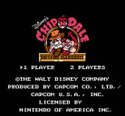 Disney's Chip 'n Dale: Rescue Rangers