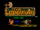 The Legendary Axe