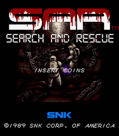 SAR - Search and Rescue (PSP Minis)