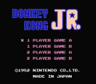 Donkey Kong Jr. (Virtual Console)