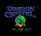 Dragon Crystal (Virtual Console)