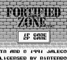 Fortified Zone (Virtual Console)