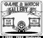 Game & Watch Galler 2 (Virtual Console)