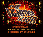 The Ignition Factor (Virtual Console)