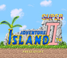 Super Adventure Island II (Virtual Console)