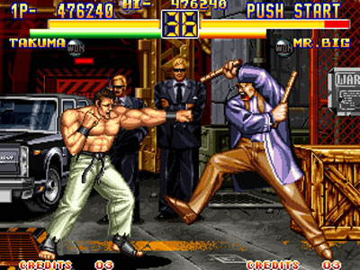 Art Of Fighting 2 Review For Neo Geo 1994 Defunct Games
