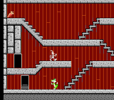 Play Bugs Bunny Crazy Castle The - Nintendo NES online