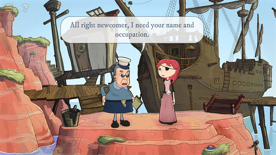 Nelly Cootalot: The Fowl Fleet (Steam)