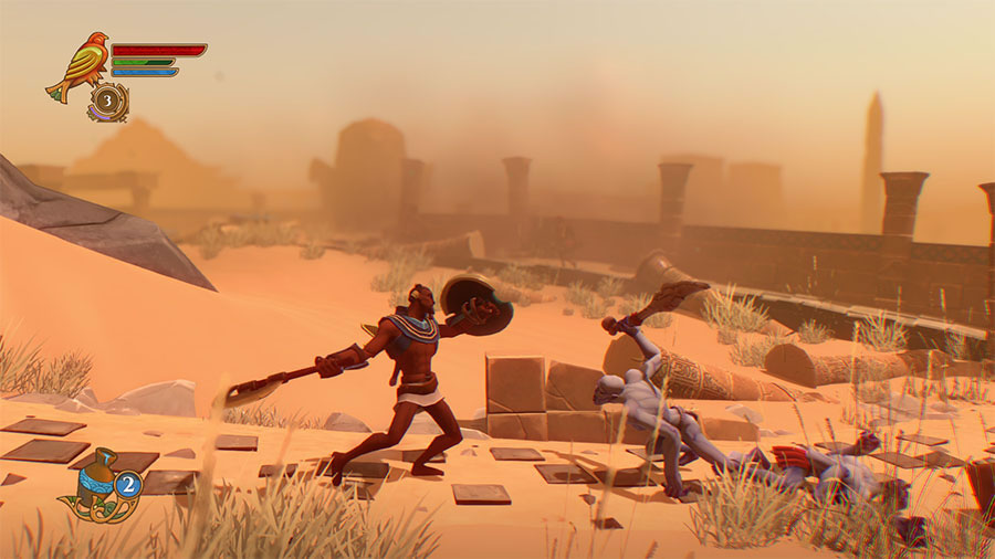 Pharaonic (PlayStation 4)