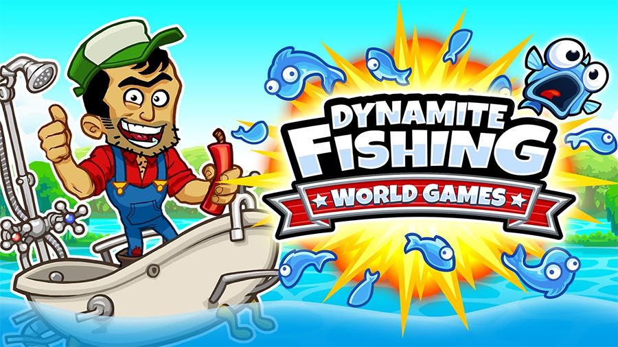 dynamite fishing world games review for xbox one 2016