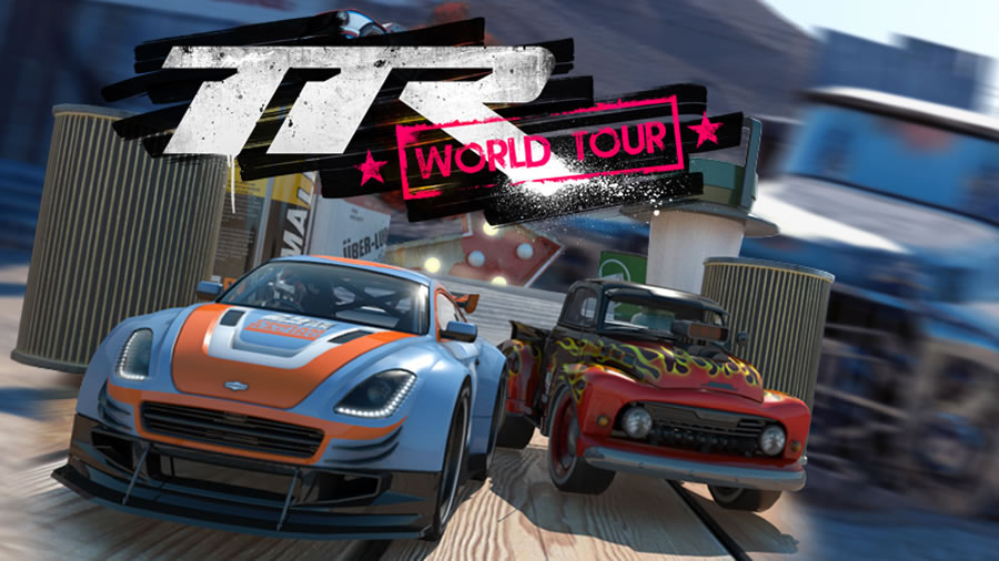 Table top racing world tour review for xbox one 2017 defunct games - Times table racing car game ...