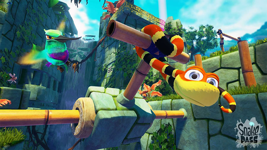 Snake Pass (PlayStation 4)
