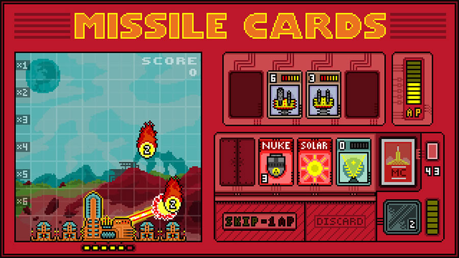 Missile Cards (Steam)