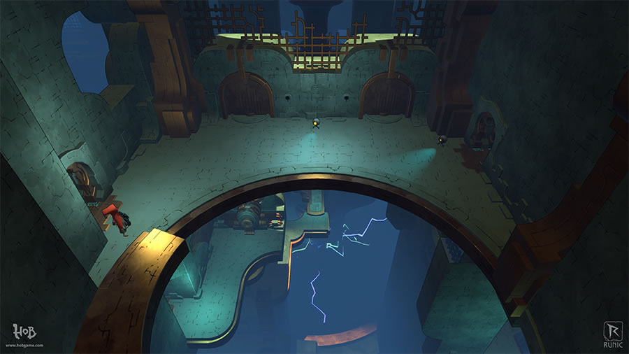 Hob (Steam)